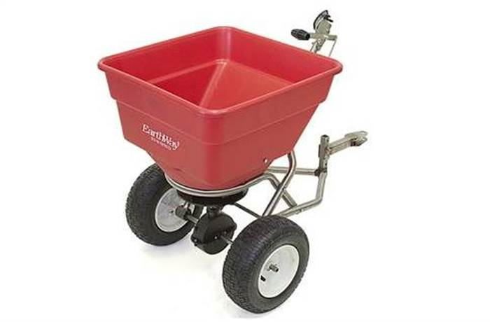 2017 C25hds Stainless Steel Pro Tow Broadcast Spreader