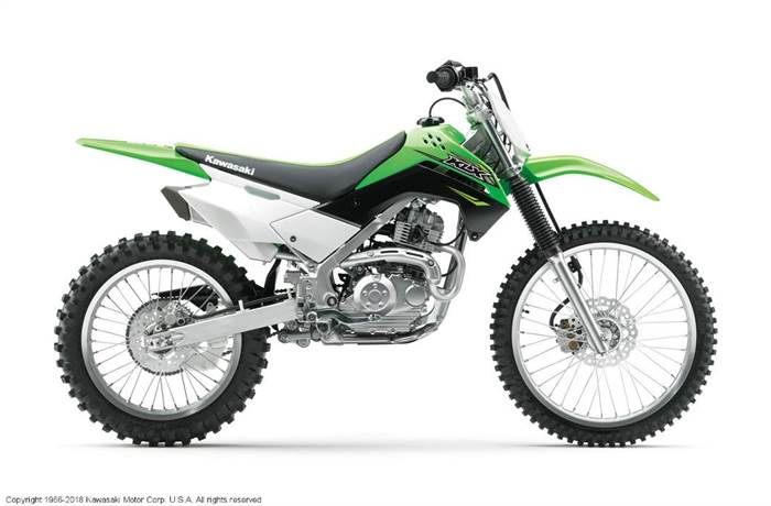 Dirt Bikes from Kawasaki
