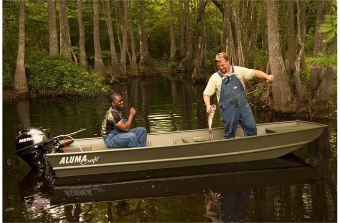 Alumacraft Jon Boat