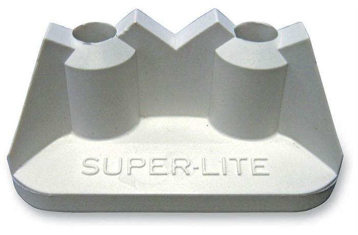 Super-Lite Pro Series Single Backer Plates