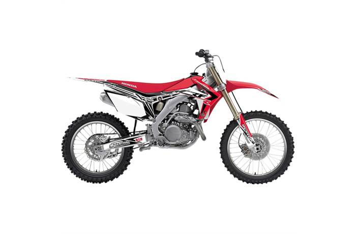 Dirt Bike Machine Graphics In Decals Graphics - Decal graphics for dirt bikes