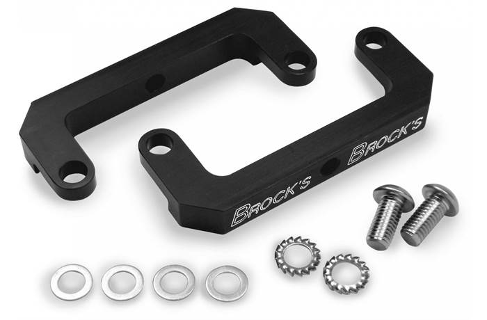 Radial Mount Strap Bracket Kit