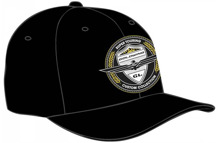 4163c505f9f Gold Wing Custom Collection Ball Cap