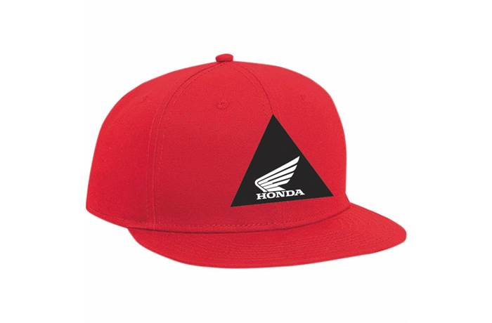 1e341407425ee Honda Youth Snapback Hat. Factory Effex