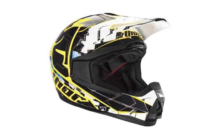 1f17091a Dirt Bike Helmet Visors in Helmets from Thor