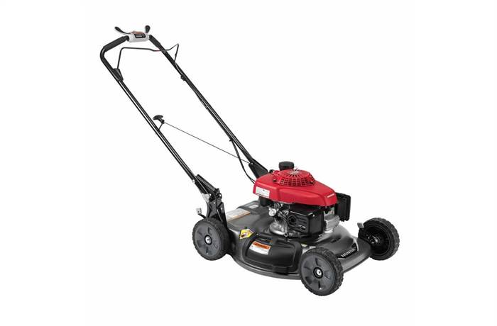 New Honda Power Equipt Residential Lawn Mowers - HRS Side ...