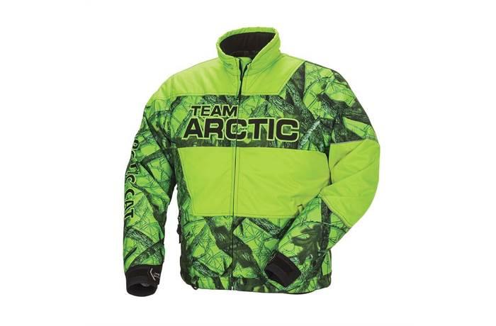 aab807117 Arctic Sno Camo Youth Jackets. Arctic Cat