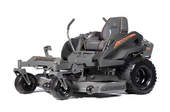 Image result for spartan rz mower