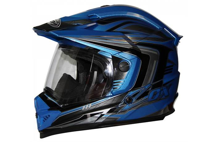 e5f80878 Replacement Visor for Rush SFX Adventure Helmet