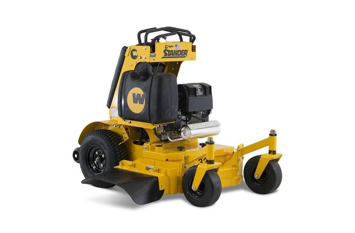 New Wright Commercial Lawn Mowers - Stander, Small Frame Models For ...
