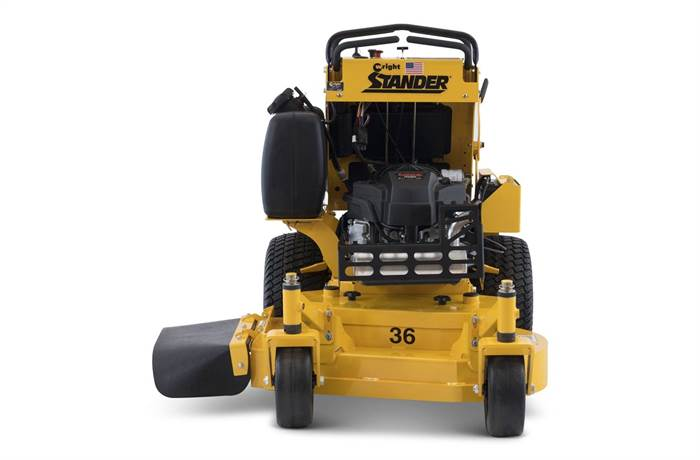 New Wright Commercial Lawn Mowers - Stander, Large Frame Models For ...