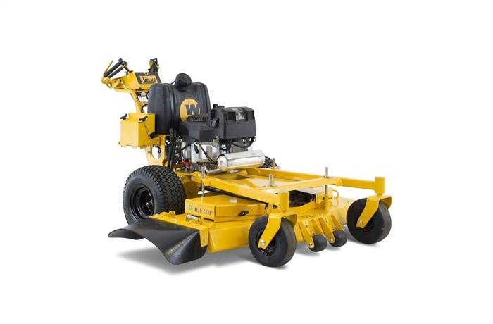 New Wright Commercial Lawn Mowers - Velke, Large Frame, Comfort Grip ...