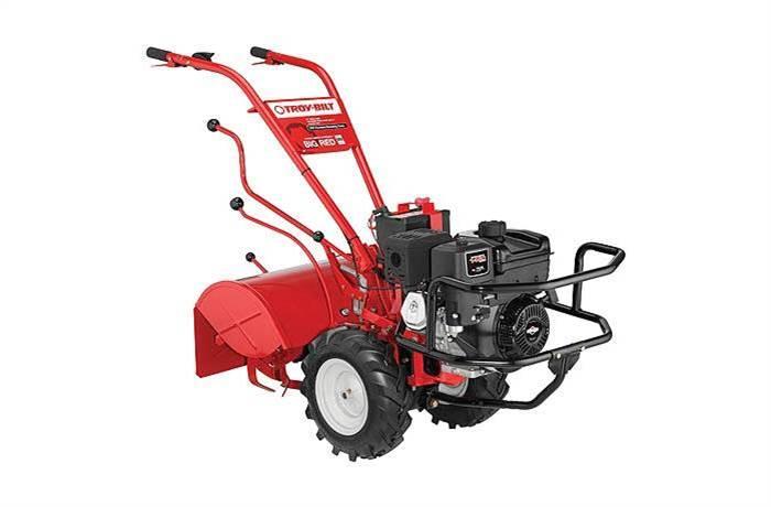 2018 big red garden tiller 21ae682w766 - Garden Tiller For Sale