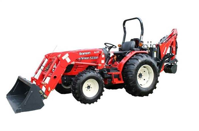 New Branson Agricultural Tractors For Sale in Ardmore, OK | Agri