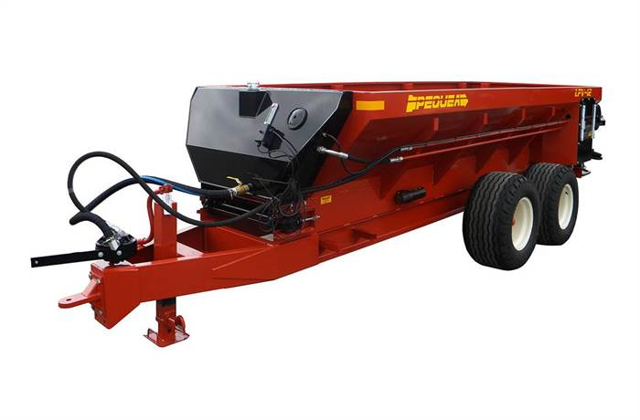 new pequea agricultural spreaders vineyard orchard spreaders