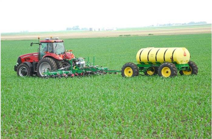 Agricultural Sprayers from Great Plains