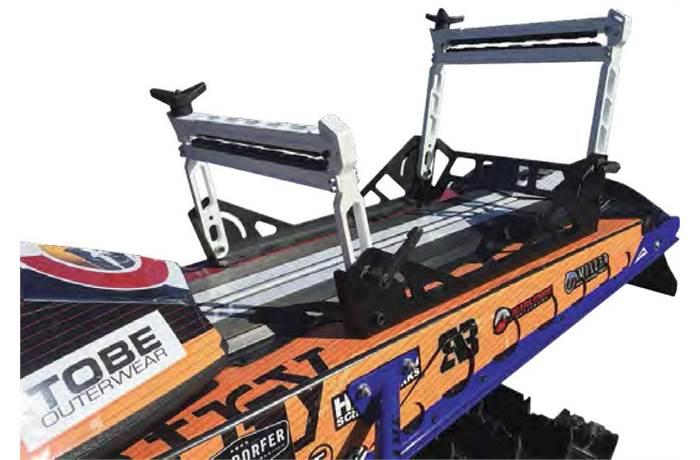 Tsaina Multi Purpose Snowboard Ski Rack