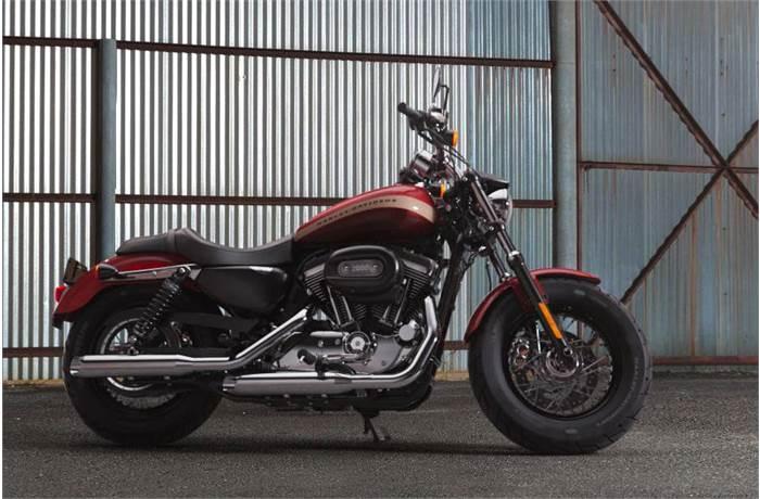 New Harley DavidsonR Cruiser V Twin