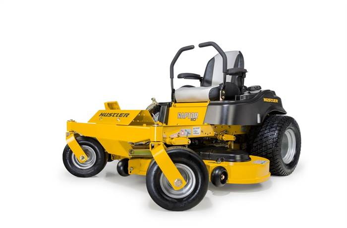 2019 Hustler Turf Equipment Raptor® SD 48