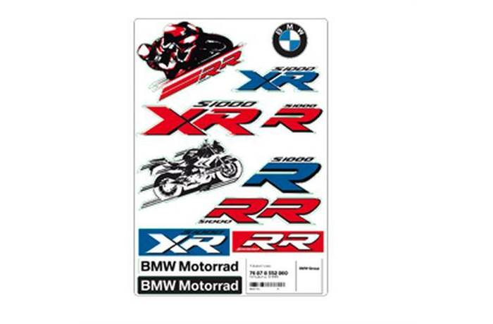 Stickers In Decals Graphics - Bmw motorcycle stickers decals