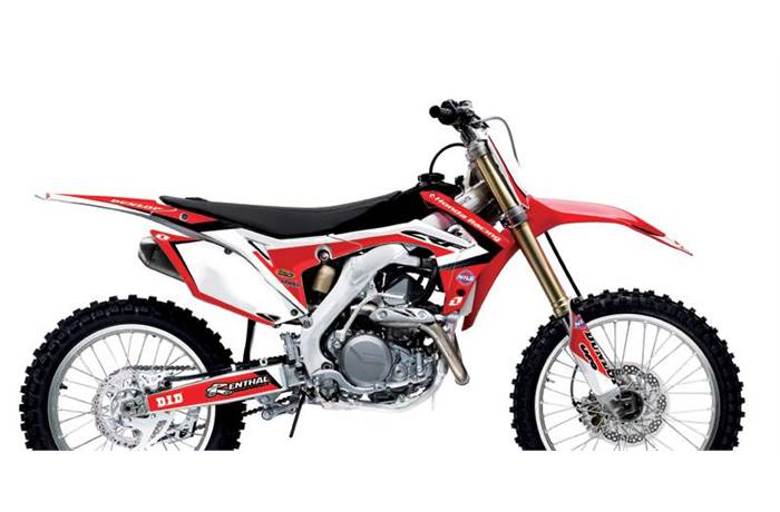 Dirt Bike Machine Graphics In Decals Graphics From Honda - Decal graphics for dirt bikes