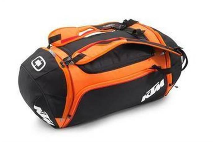 Street Bike Cargo Bags In Luggage Racks From Ktm