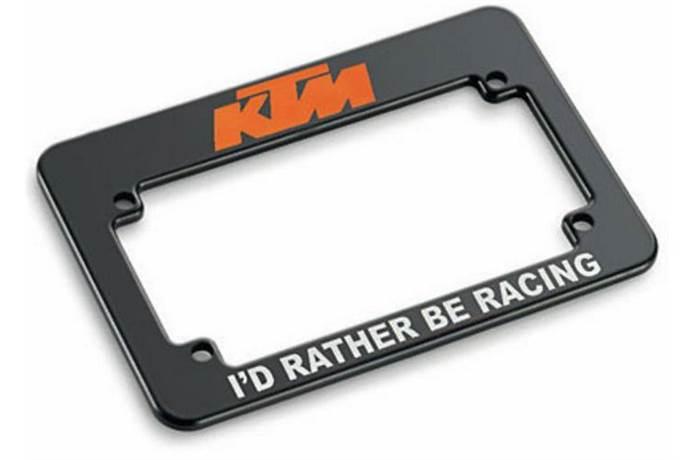 ATV License+Plate+Frames in Fenders & Fairings
