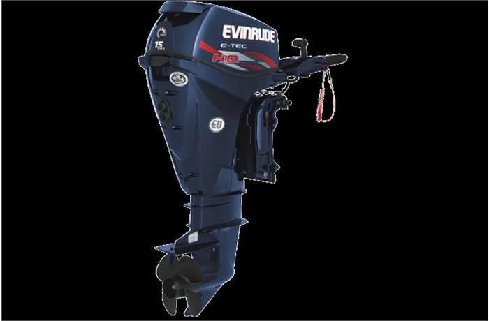 2011 Evinrude E15DHTL