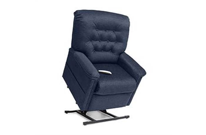 Lc 358pw 3 Position Full Recline Chaise Lounger