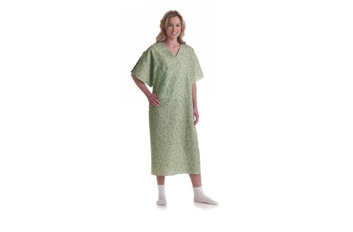 Gowns in Patient Apparel