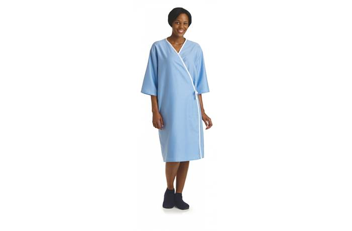 Gowns in Patient+Apparel and Patient Apparel