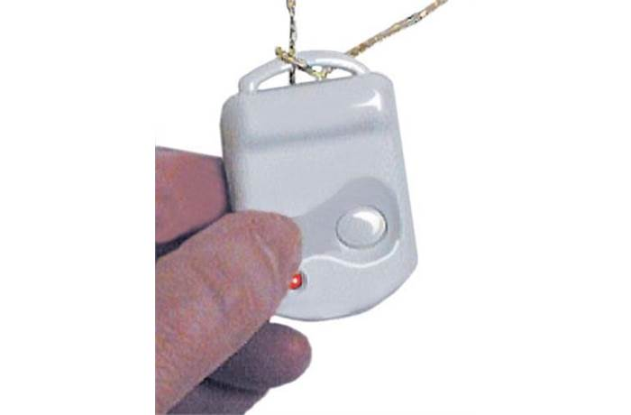 Alarms in personal protection pendant for telemergency device pro elite 700c aloadofball Gallery