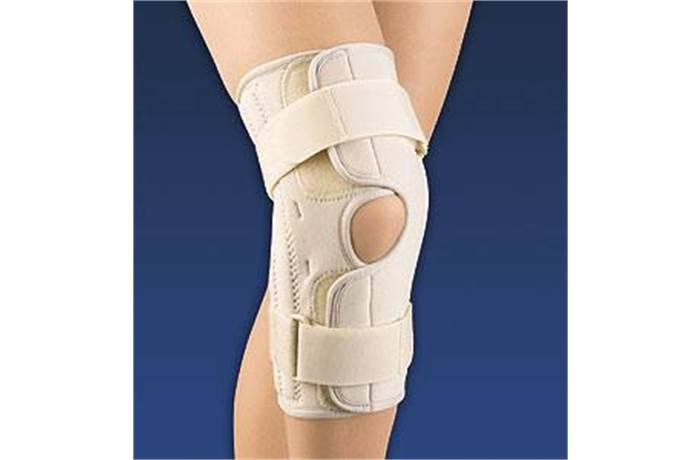1c3b0237ca SOFT FORM® WRAPAROUND STABILIZING KNEE SUPPORT. FLA Orthopedics