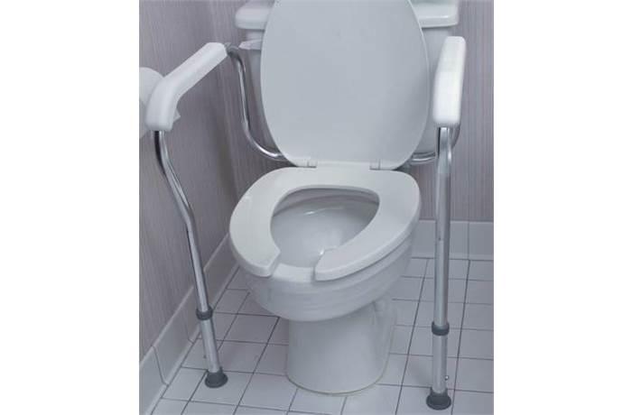 Toilet Safety Frames in Bath