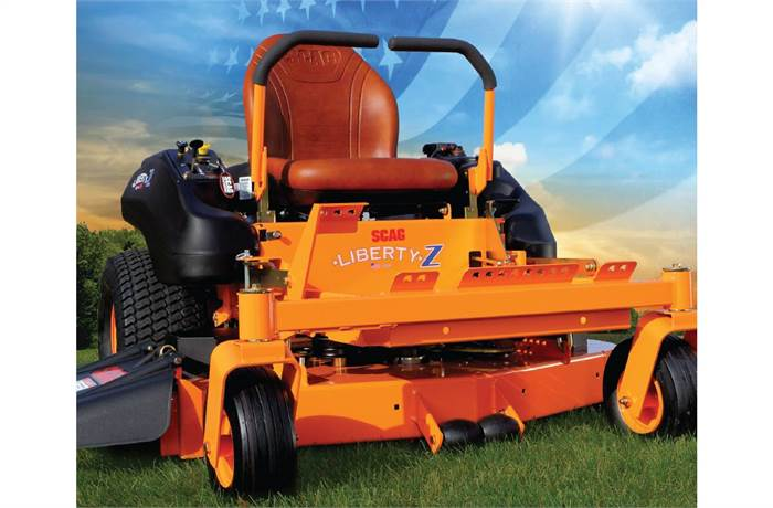 New scag lawn mowers for sale in cayce sc carolina power equipment liberty z lawn mowers fandeluxe Choice Image