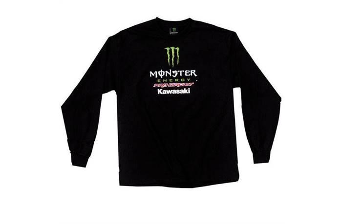 Long Sleeve Monster T-Shirt