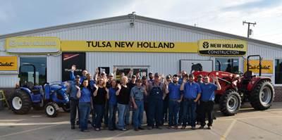 Location Detail Tulsa New Holland Inc Tulsa Ok Tulsa New
