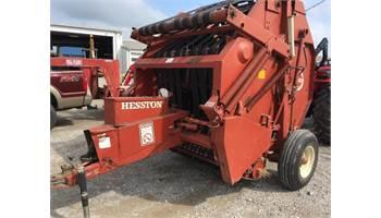 Hesston Self Propelled Discbine For Sale