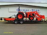 Kubota L Series Tractor Package German-Bliss Equipment, Inc