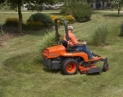 KUBOTA Z SERIES MOWERS Sharon Springs Garage, Inc