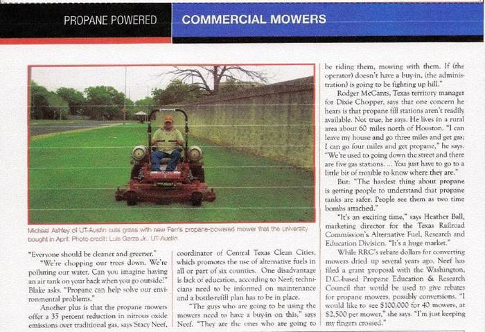 Clean Moving News McCoy's Lawn Equipment Center