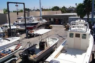 Boat Yard Services West Coast Marine Service