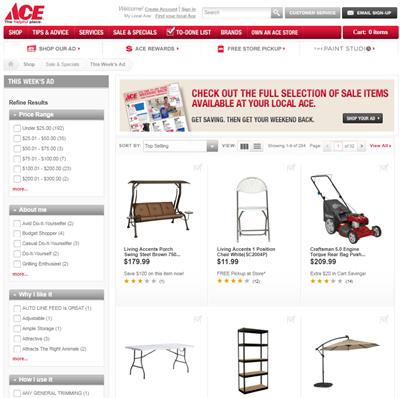 Shop Online E&H Ace Hardware