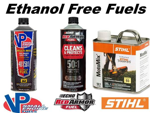 Ethanol Free Fuels Longview Lawn & Garden Equipment Longview, TX