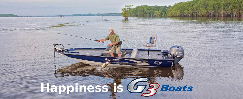G3 Boats Hannay S Marine