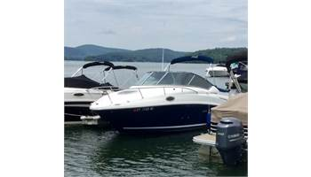 2010 Sea Ray 240 Sundancer® Boat for sale in Brookfield, CT