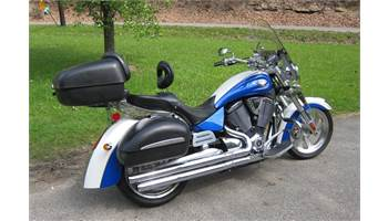 2017, 2003, 2013 and 2007 Cruiser/V-Twin from Victory