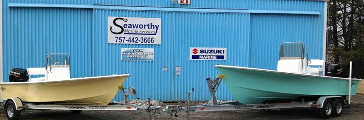 About Us Seaworthy Marine Services Exmore, VA (757) 442-3666
