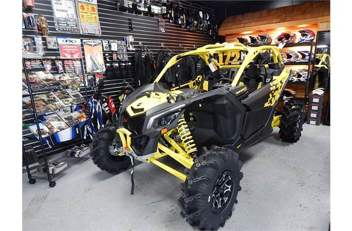 2019 Can-Am Maverick™ X3 X™ mr Turbo R
