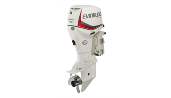 2016 Evinrude E75 DSL White for sale in South Windsor, CT